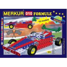 Merkur 010 - formule