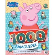 1000 samolepek s aktivitami Peppa