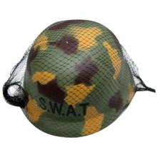 TOYS ŠERÝ Vojenská helma