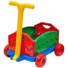Vozík s rukojetí LENA