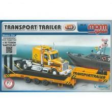MONTI SYSTEM 46 Transpor Trailer 3D tisk