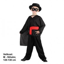 MADE Šaty na karneval - Maskovaný bandita