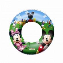 Nafukovací kruh Mickey Mouse Minnie 56cm
