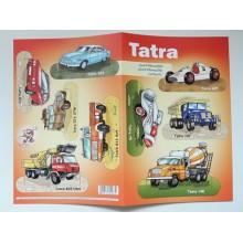 Vystřihovánky Tatra