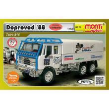 MONTI SYSTEM 75 DAKAR doprovod 1988