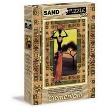 CLEMENTONI SAND puzzle 500 ETNIC