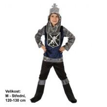 MADE Šaty na karneval - Rytíř 120 - 130 cm
