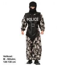 MADE Šaty na karneval - Policista 120 - 130