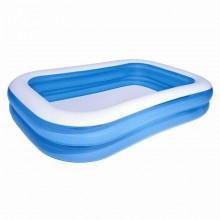 BESTWAY Nafukovací bazén rodinný - 262x175x51cm