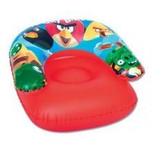 Nafukovací křeslo - Angry Birds