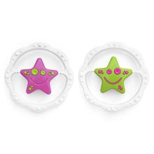Kruh hvězdička - kytička