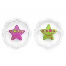 PROFIBABY Kruh hvězdička - kytička