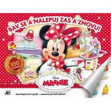 JM MODELS Bav se a nalepuj zas a znovu! Minnie