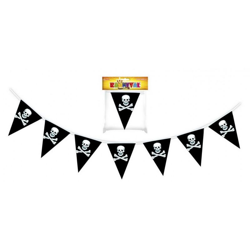 RAPPA Girlanda pirátská - 7 m