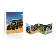 Leporelo Traktory 80x90mm
