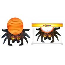 RAPPA Lampion pavouk 3D/25cm