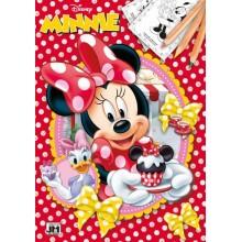 Omalovánky A4 Minnie