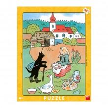 Mikeš na Vandru 40 deskové puzzle