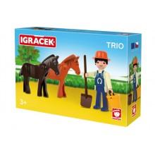 IGRÁČEK TRIO-Farma