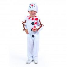 Kostým sněhulák dětský,M