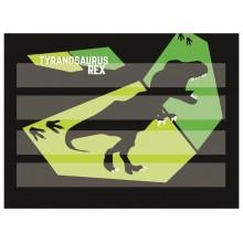 Podložka na sestavování slov T-rex