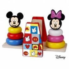 Derrson Disney Dřevěná balančí hra Micke