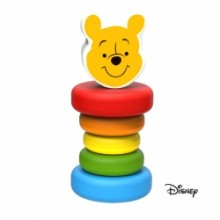 Derrson Disney Dřevěné Chrastítko Pú