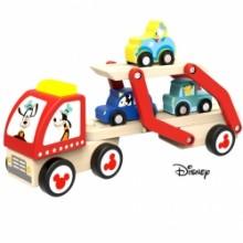 Derrson Disney Dřevěný Goofyho tahač