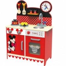 Derrson Disney Dřevěná kuchyňka XL Micke