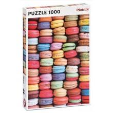 Puzzle Makronky 1000 dílků