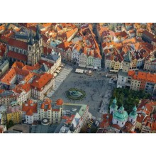 Puzzle Praha 1000 dílků