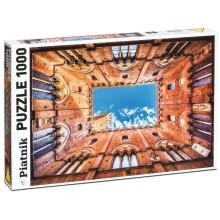 Puzzle Palzzo Publico Siena 1000 dílků