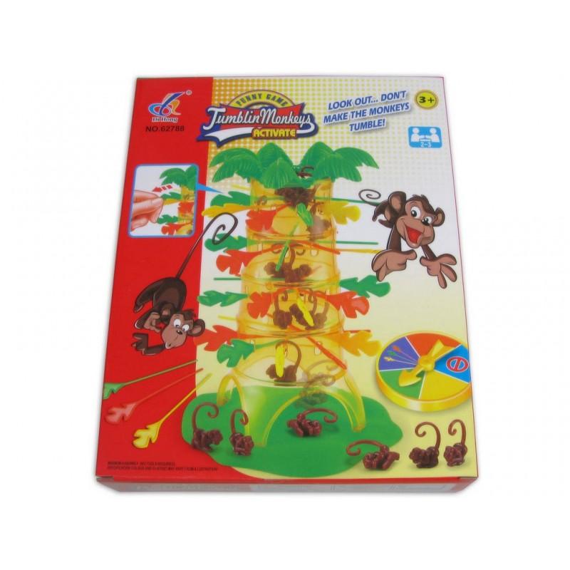 Hra opičky