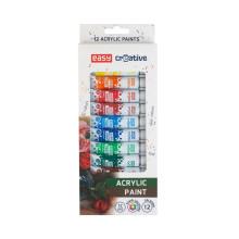 SPOKEY Akrylové barvy 12ks
