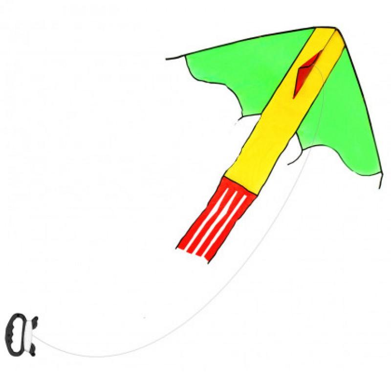Drak létající nylonový
