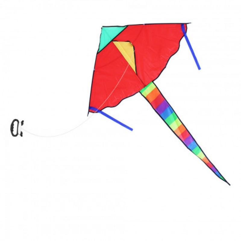 Drak létající nylonový 120x70cm