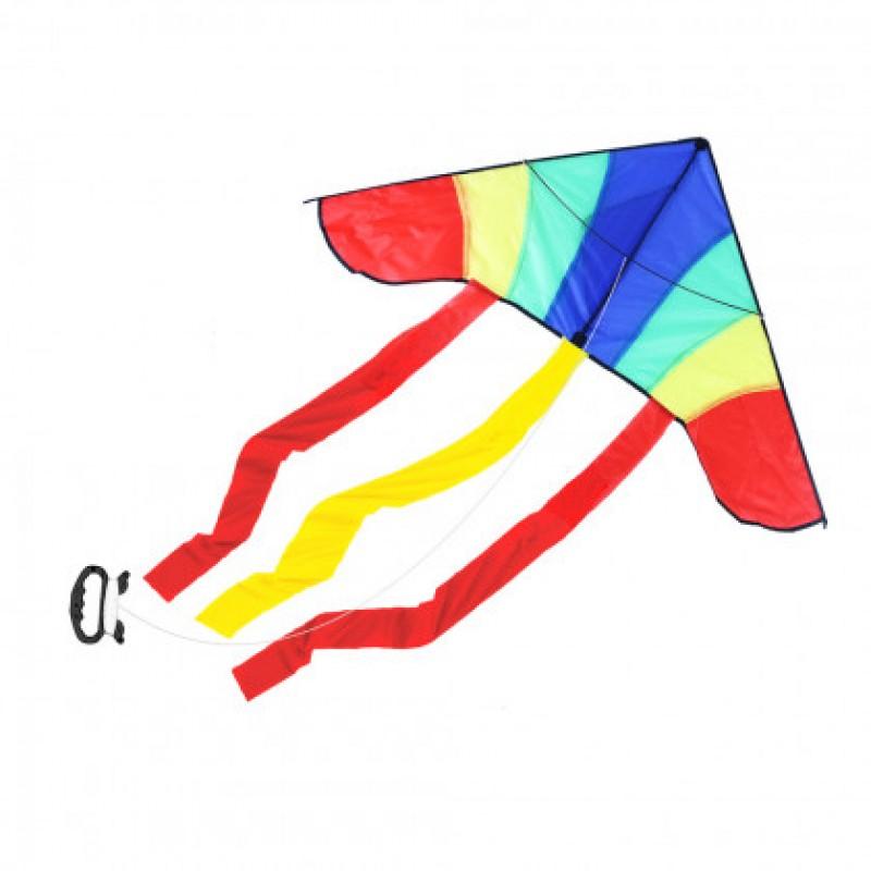 Drak létající nylonový 120x53cm