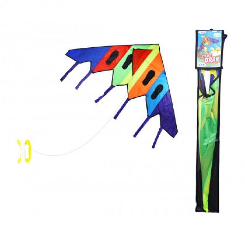 Drak létající nylonový 150x74cm