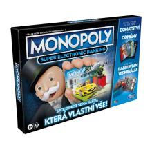 HASBRO Monopoly Super elektronické