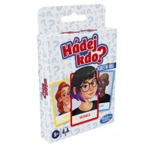 HASBRO Karetní hra Hádej kdo?