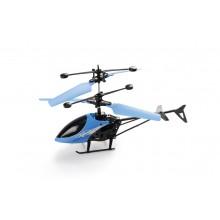 ALLTOYS Vrtulník s LED světlem