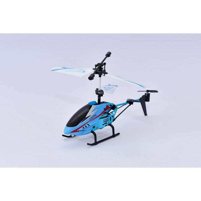 Vrtulník s gyroskopem