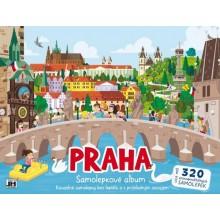 JM MODELS Bav se a nalepuj, Praha