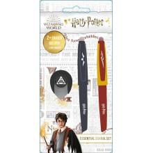 JM MODELS Gumovací pera v setu, Harry Potter
