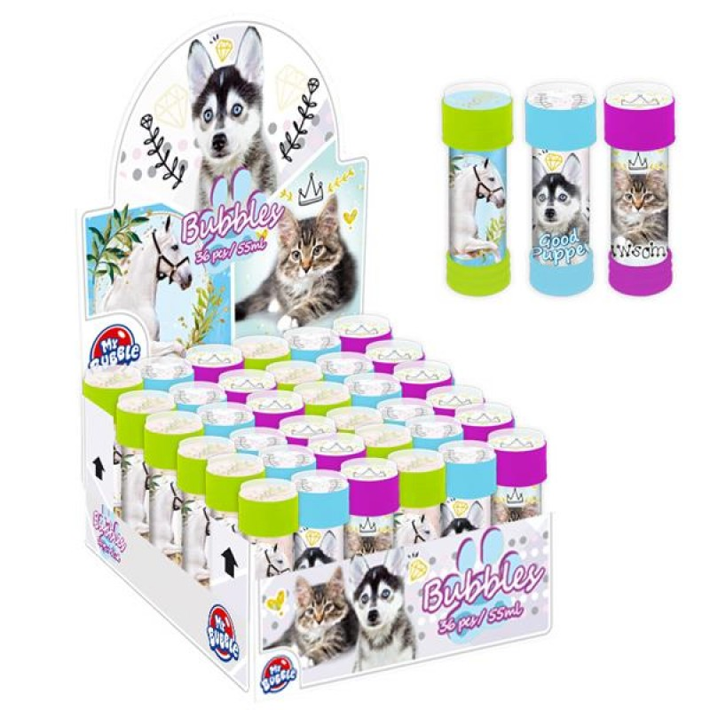STARPAK Bublifuk Cute 55ml