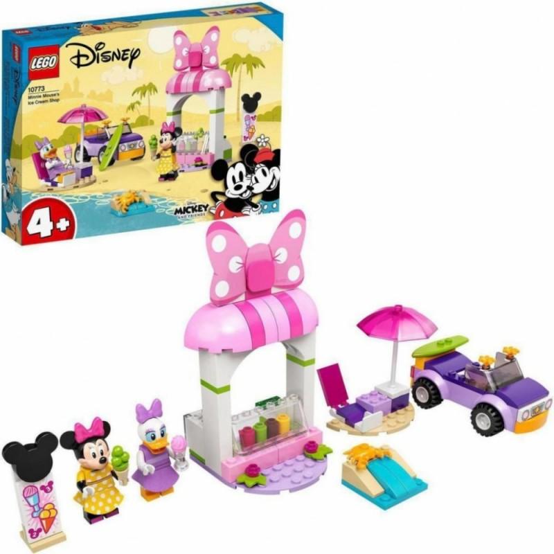 LEGO Disney 10773 Myška Minnie a zmrzlinárna