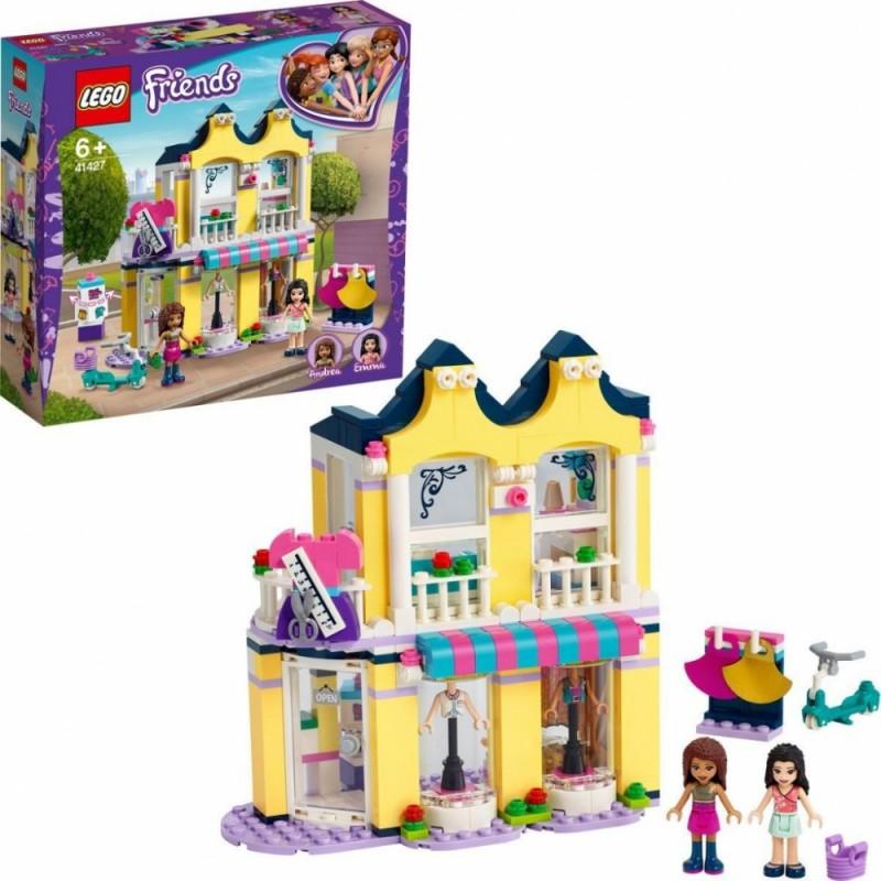 LEGO Friends 41427 Emma a její obchod s obleč