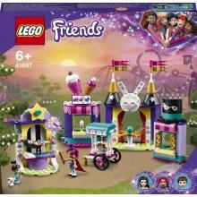 LEGO Friends 41687 Kouzelné pouťové stánky