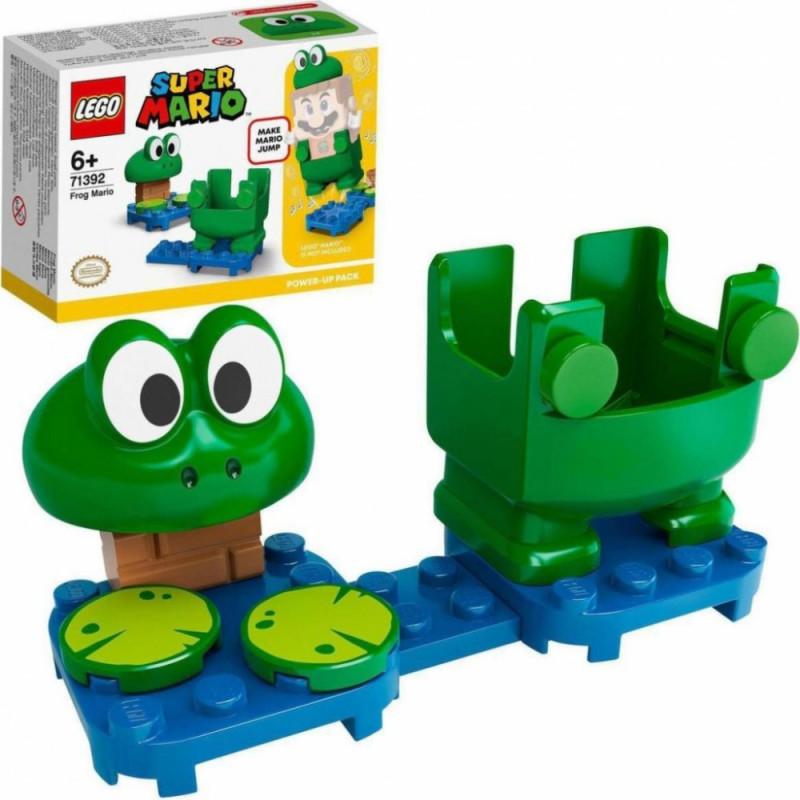 LEGO Super Mario 71392 Žába Mario - obleček