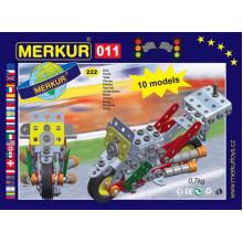 MERKUR TOYS Merkur 011 - motocykl
